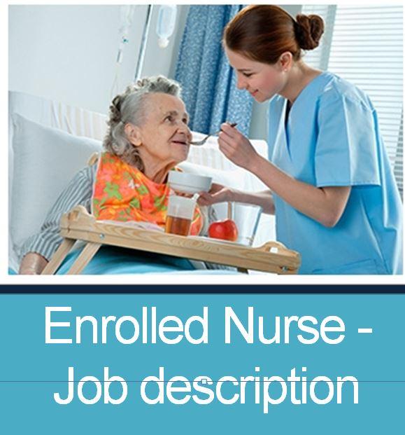 JD Enrolled Nurse