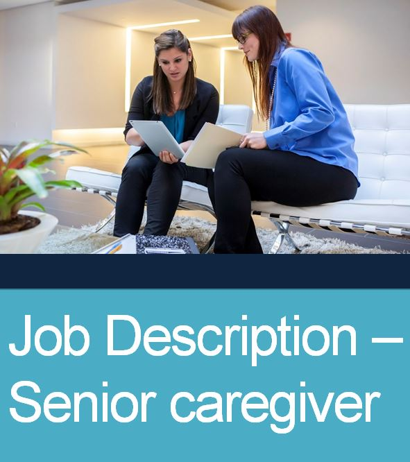 JD Senior Caregiver