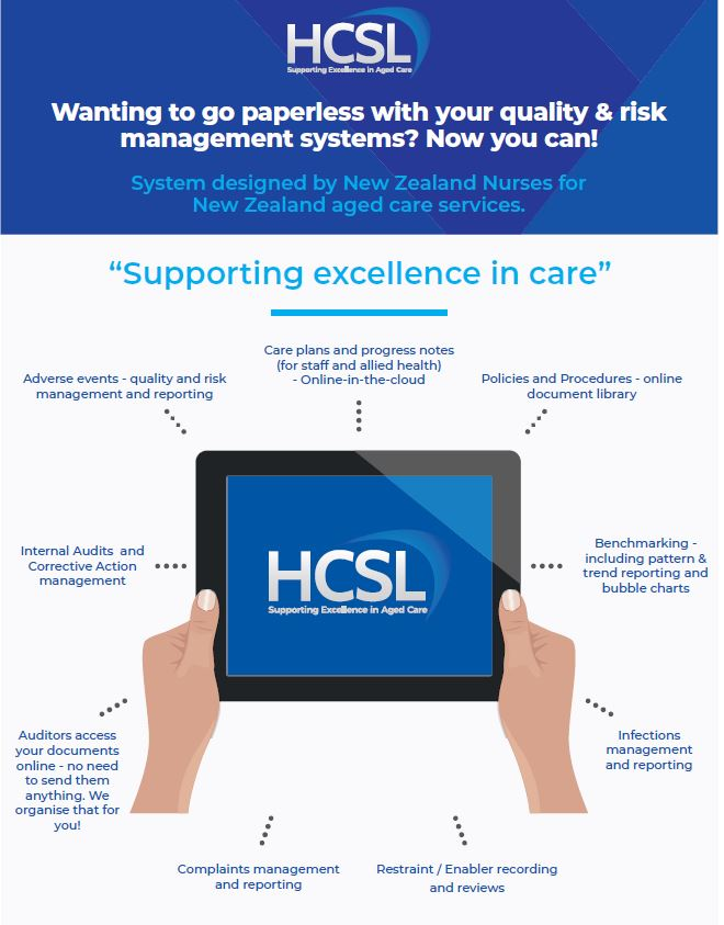 HCSL document management advert 4